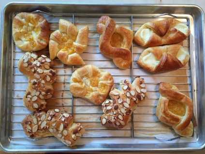 Danish delights from Smitty's kitchen.