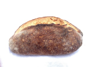 A loaf of sourdough Smittybread